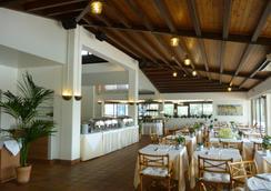 烏諾碼頭酒店 - 利尼亞諾薩比亞多羅 - 餐廳