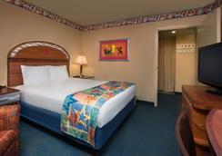 Disney's All-Star Music Resort - 博偉湖 - 臥室