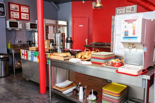 蒙馬特攝政飯店 - 西佛伏飯店 - 巴黎 - 餐廳