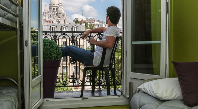 Le Régent Hostel Montmartre - 巴黎 - 臥室