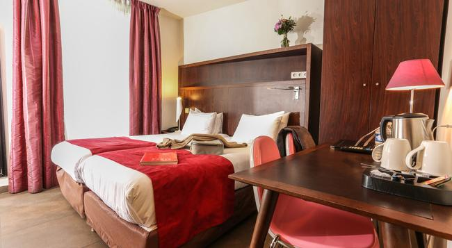 Avalon Hotel - 巴黎 - 臥室