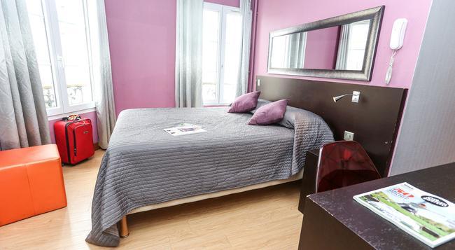 Le Village Hostel - 巴黎 - 臥室