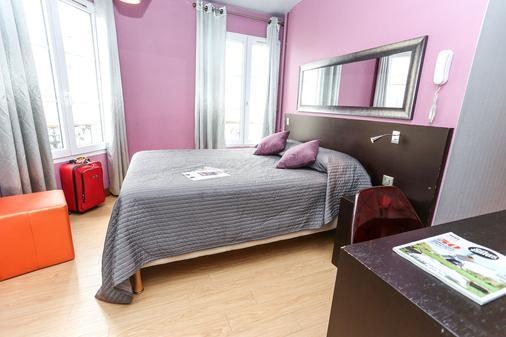 蒙馬特村莊飯店 - 嘻哈飯店 - 巴黎 - 臥室