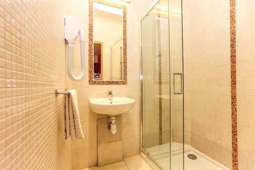 蒙馬特村莊飯店 - 嘻哈飯店 - 巴黎 - 浴室