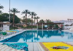 U日昇俱樂部全包度假酒店 - 埃拉特 - 游泳池
