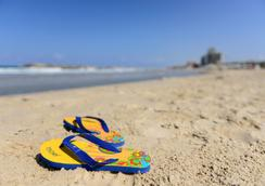 荷茲利亞希律酒店 - Herzliya - 海灘