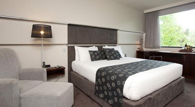 Rydges on Swanston - Melbourne - 墨爾本 - 臥室