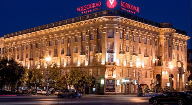 Hotel Volgograd - 伏爾加格勒 - 建築