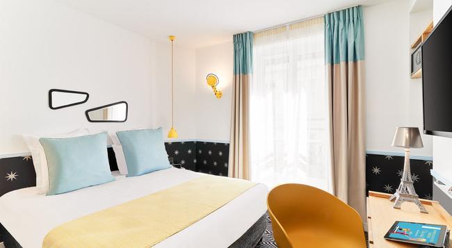 Hotel Augustin Astotel - 巴黎 - 臥室
