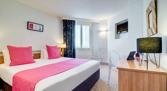 Hotel Caumartin Opera Astotel - 巴黎 - 臥室