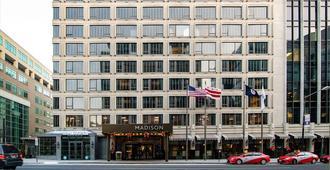 麥迪遜希爾頓酒店 - 華盛頓 - 建築