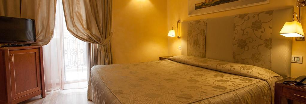 Hotel Camelia - 羅馬 - 臥室