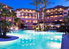 伊斯蘭蒂亞高爾夫度假酒店 - 拉安蒂拉 - 游泳池