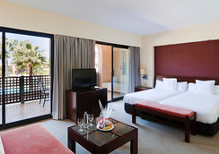 伊斯蘭蒂亞高爾夫度假酒店 - 拉安蒂拉 - 臥室