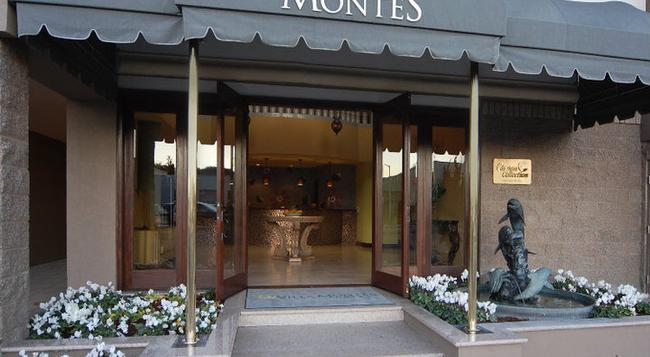 Villa Montes Hotel, an Ascend Hotel Collection Member - San Bruno - 建築