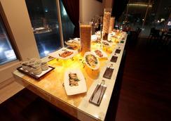 國都貝斯特韋斯特尊貴酒店 - 首爾 - 餐廳