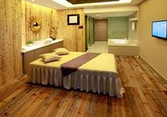 New Beacon Luguang International Hotel - 武漢 - 臥室