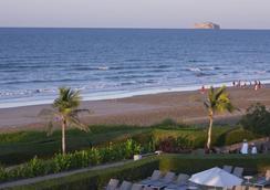 Safari Village Executive Suites - 馬斯喀特 - 海灘