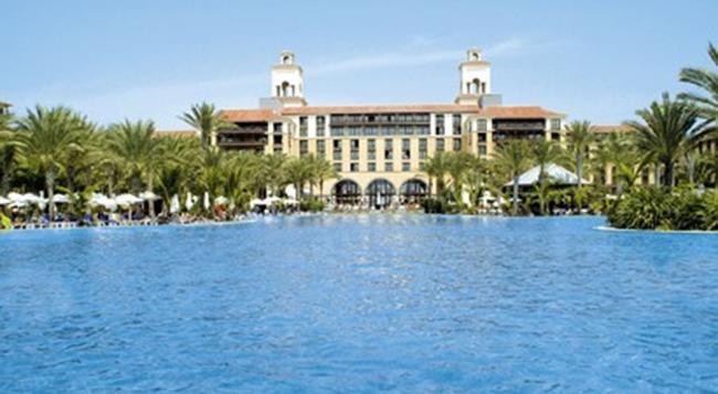 Lopesan Costa Meloneras Resort, Corallium Spa & Casino - 馬斯帕洛馬斯 - 建築