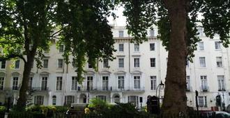 洲際大酒店 - 倫敦 - 建築