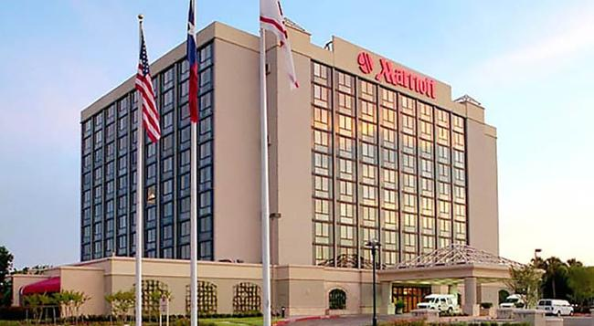 Houston Marriott South at Hobby Airport - 休斯頓 - 建築