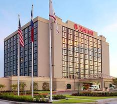 南休斯敦霍比機場萬豪酒店