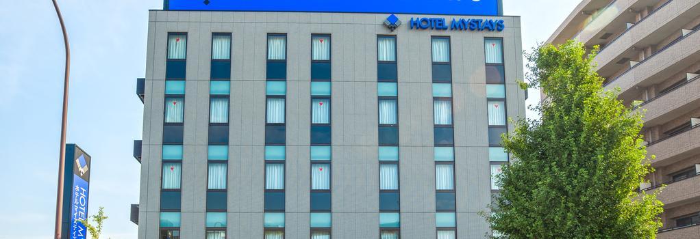 Hotel Mystays Haneda - 東京 - 建築