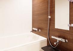 淺草住宿藏前一星級旅館 - 東京 - 浴室