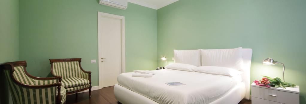 The One Prati Rooms - 羅馬 - 臥室
