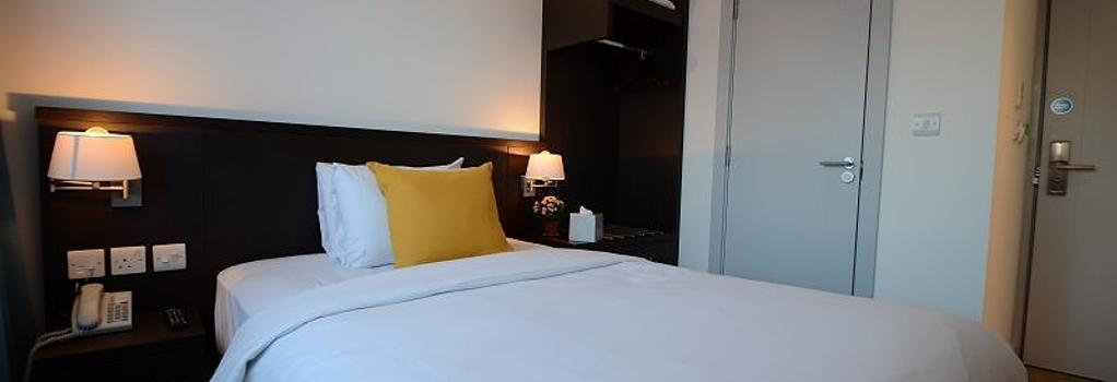 Pelican London Hotel And Residence - 倫敦 - 臥室