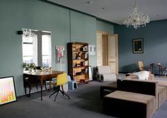 提斯扎維格塞格德酒店 - 塞格德 - 大廳