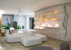 伯瓦達斯聖克拉拉精品酒店 - Cartagena - Spa