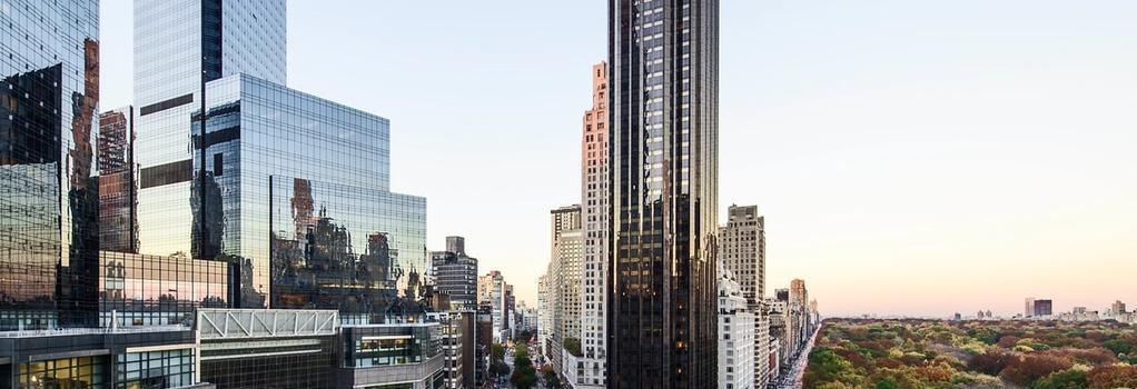 Trump International Hotel & Tower New York - 紐約 - 建築