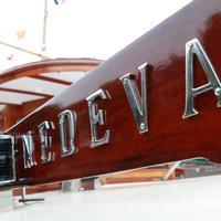 Hotelschiff Nedeva Bremen NEDEVA Sign