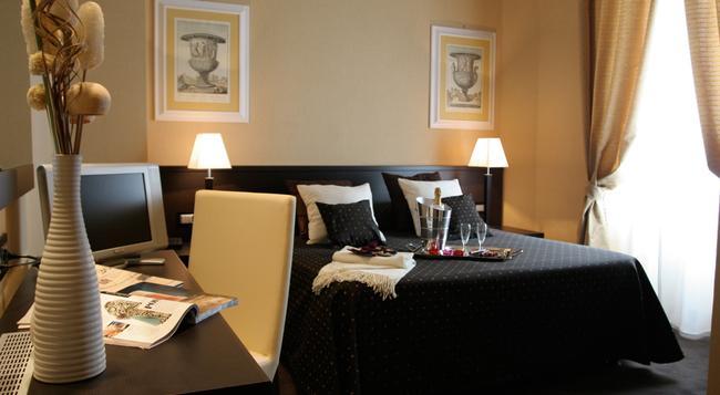 Hotel Latinum - 羅馬 - 臥室