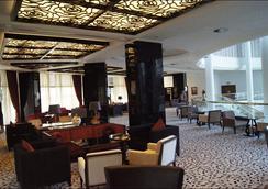 安塔利亞市中心里克瑟斯酒店 - 安塔利亞 - 大廳