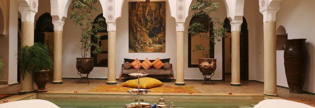 Riad Andalouse - 馬拉喀什 - 大廳