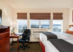 地中海旅館 - 西雅圖 - 臥室