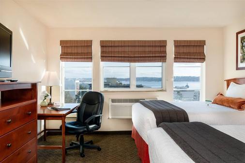 地中海客棧 - 西雅圖 - 臥室