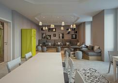 盧塞恩中心酒店 - 琉森 - 休閒室
