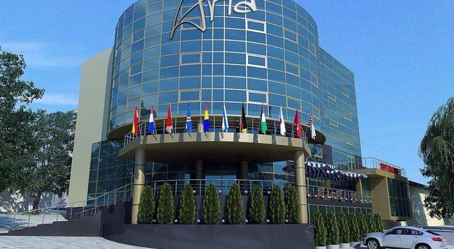 Aria Hotel Chisinau - 基希訥烏 - 建築