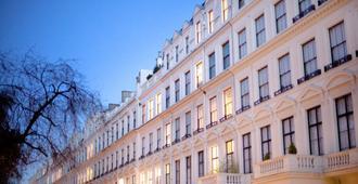 克利夫蘭酒店 - 倫敦 - 建築