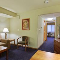Best Western West Towne Suites King Suite Guest Room