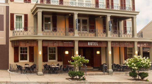 Chestnut Hill Hotel - 費城 - 建築