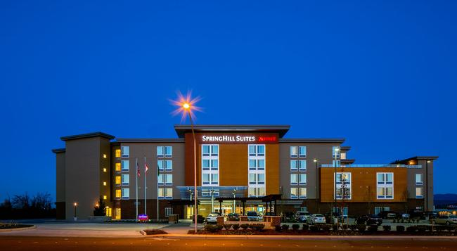 SpringHill Suites by Marriott Bellingham - 貝靈厄姆 - 建築