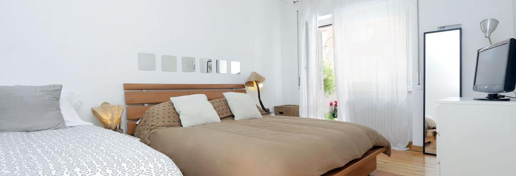 Atelier San Pietro - 羅馬 - 臥室