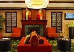 鹽湖城機場漢普頓套房酒店 - 鹽湖城 - 大廳