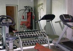 阿巴倫敦皇后大門酒店 - 倫敦 - 健身房