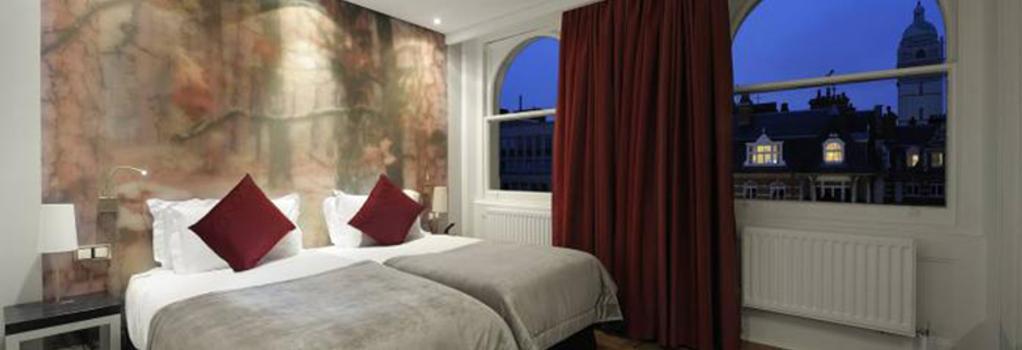 The Queen's Gate Hotel - 倫敦 - 臥室