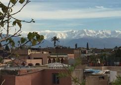 里亞德沙尼瑪SPA庭院旅館 - 馬拉喀什 - 室外景
